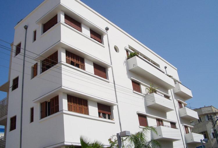 Immobilier Israël, immeuble à Tel-Aviv