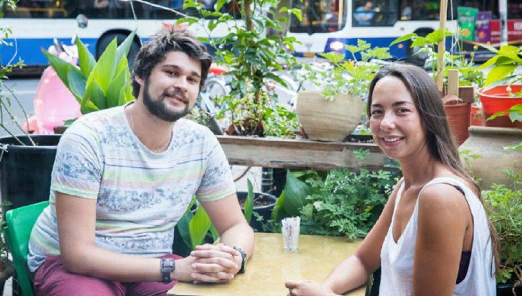 Volontaires français au service civique en Israël