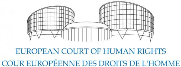 Logo de la CEDH (Cour Européenne des Droits de l'Homme), qui a statué dans l'affaire du boycott contre Israël