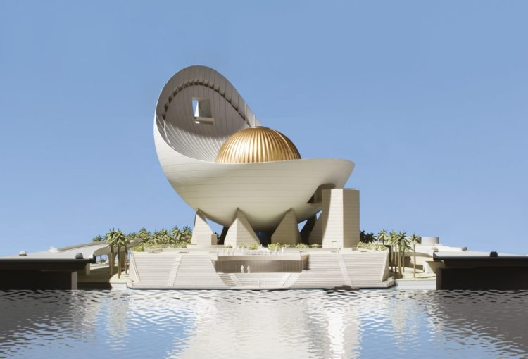 Palm Jumeirah Gateway Mosque