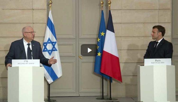 Reuven Rivlin : « Envers Israël, la Cour pénale internationale fait de la politique, pas du droit »
