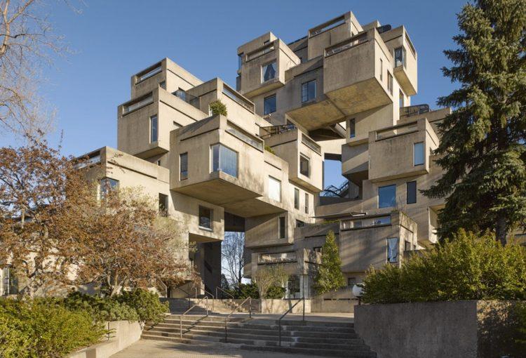 David Village, Jérusalem 1998 - Architecte : Moshe Safdie