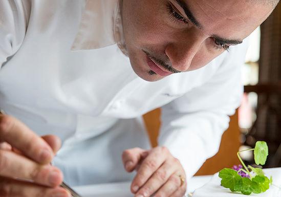 Chef David Biton