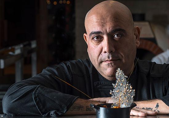 Chef Johnny Goric