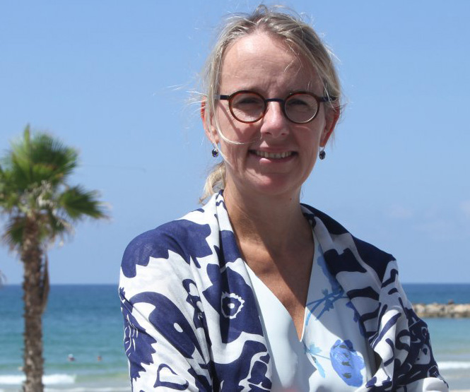 Interview // Hélène LE GAL, ambassadrice de France en Israël