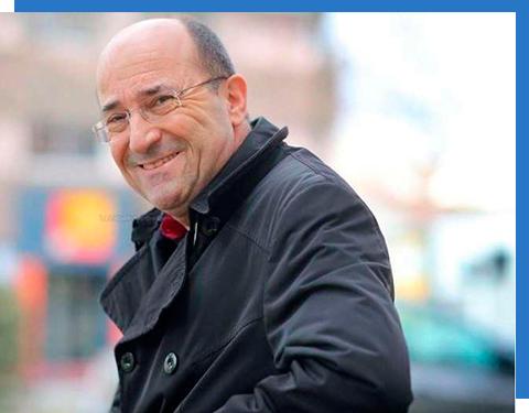 Jean-François Amblard-Président France-Israël Pau