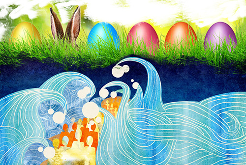 Pessah-Pâques: d'un passage à l'autre