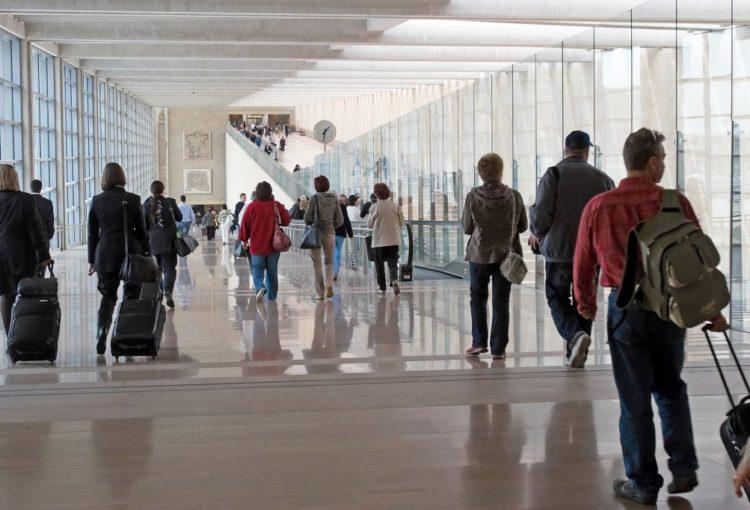Aéroport Ben-Gourion, Israël