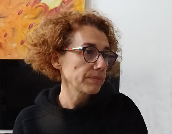 Interview // Elisheva, habitante d'Ashkelon