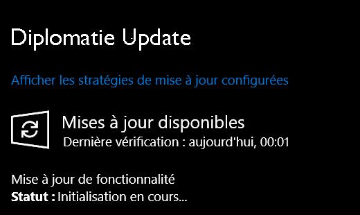 Edito // Mise à jour [non] disponible pour le logiciel diplomatique de la France
