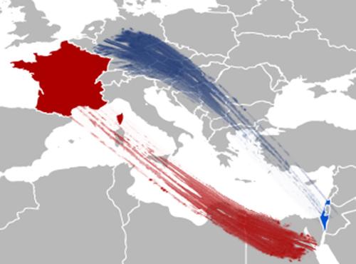 Dîner-conférence, » Où en sont les relations bilatérales entre la France et Israël ? «