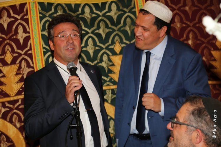 Iftar et musulmans français en Israël