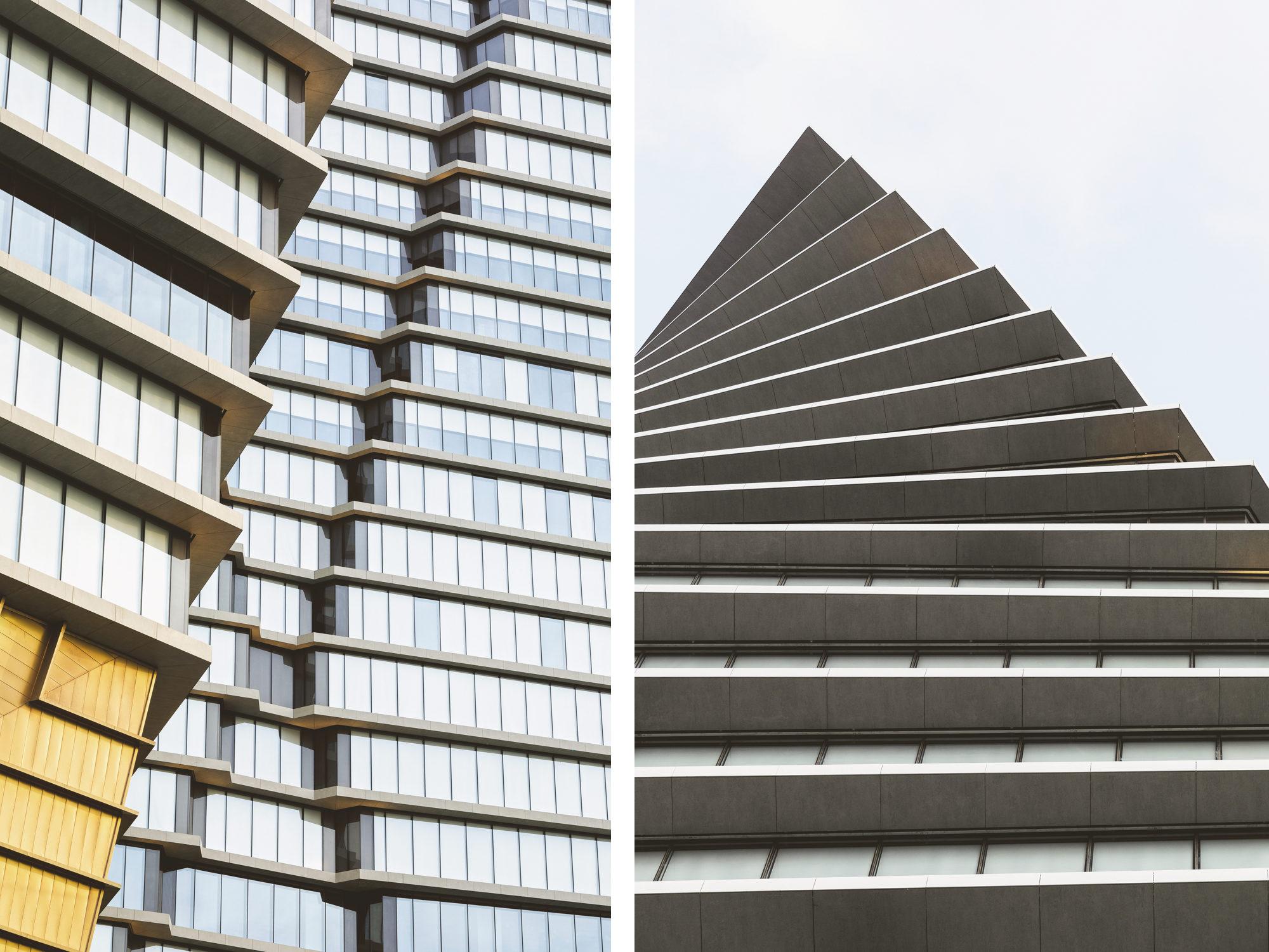 Tour ToHa à Tel-Aviv (Israël), de l'architecte Ron Arad