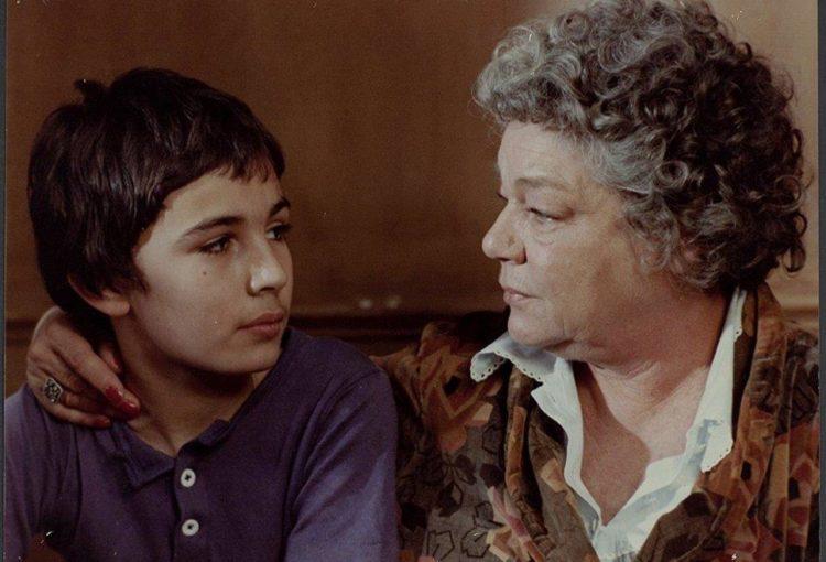 La vie devant soi, avec Simone Signoret, de Moshe Mizrahi