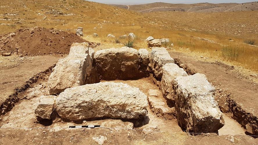 Mise au jour d'une tour de gué de l'époque du roi Hezekiah (8ème siècle avant notre ère)