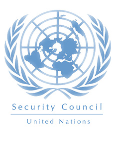 Logo Conseil Sécurité de l'ONU