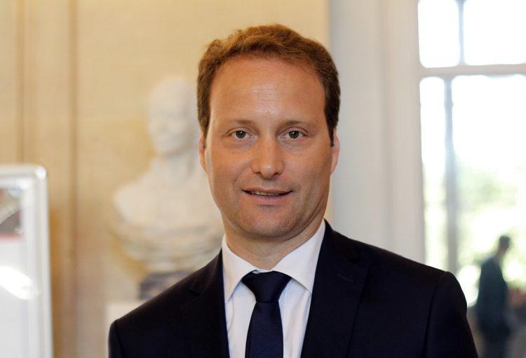 le député LREM Sylvain Maillard