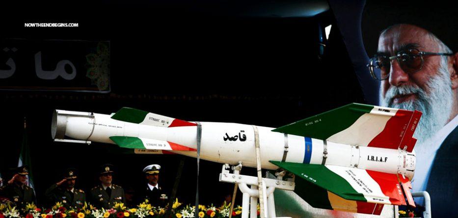 """l'Iran menace de """"détruire Israël"""", 12 décembre 2016"""