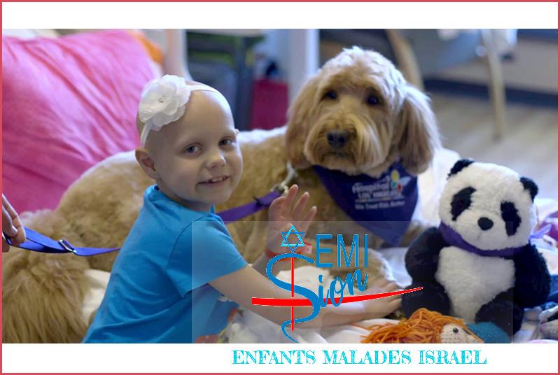 EMI Sion, association de zoothérapie pour enfants malades