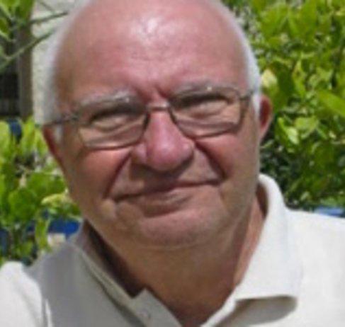 Portrati d'Ezra banoun, maître de conférence au Collège de Galilée (Israël), ingénieur spécialiste de l'eau