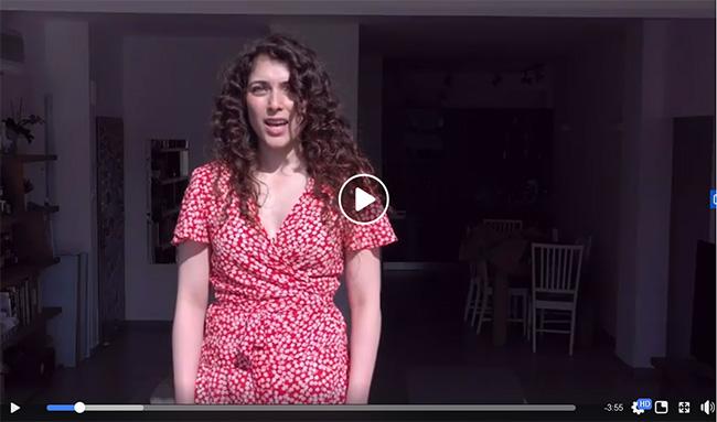 Israël : chants aux balcons (coronavirus oblige !)