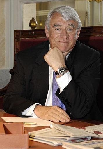 Portrait de Claude Goasguen en 2008