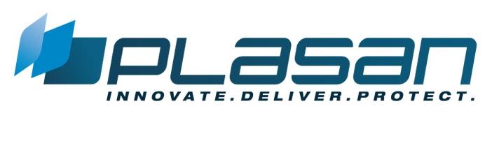 Logo de Plasan