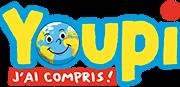 Logo du magazine pour enfants YOUPI, aux éditions Bayard