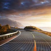 Apollo power route solaire