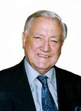 Christian Poncelet, ancien président du Sénat
