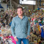 Le co-fondateur d'UBQ, Tato Bigio © UBQ Materials