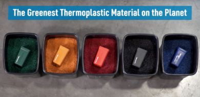 Les déchets non recyclables, recyclables ! Un thermoplastique 100% écolo made in Israël