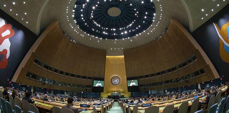 ONU: la farce continue