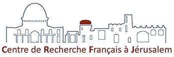 Logo Centre de Recherches Français de Jérusalem (CRFJ)