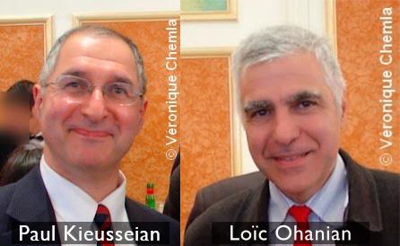 Paul Kieusseian et Loïc Ohanian, Sassoun