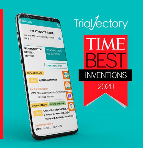TrialJectory – l'une des 100 meilleures innovations 2020 est israélienne
