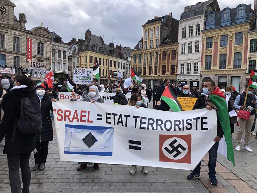 Edito // Manifestations pro-palestiniennes en France: de quoi sont-elles le nom?