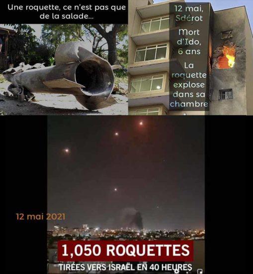 Situation en Israël / 13 mai 2021