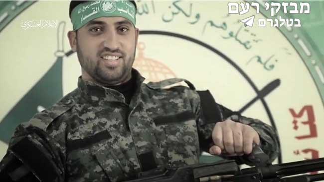 Vidéo des Brigades Ezzedin al-Qassam en mai 2021 montrant des combattants du Hamas morts pendant le conflit avec Israël