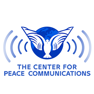 Logo du Center for Peace Communications (ONG)